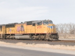 UP 4759 leads an EB intermodal at 1:26pm