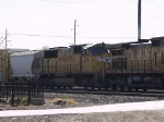 UP 4090 #4 in WB manifest at 10:50am