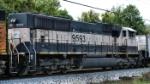 BNSF 9593