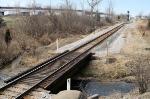 Railroad Bridge in Novi
