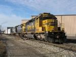 BNSF 6731 & CSX 7869 leading Q326-02