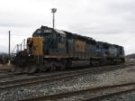 CSX 8029 & 7326