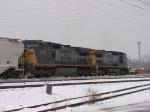 CSX 9030 & 7882