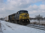 CSX 7882 & 9030 with an exceptionaly short Q326