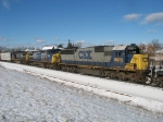 CSX 8570, 7881 & 7791