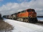 BNSF 7620 & NREX 258 leading Q326