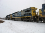 CSX 7500 & 8838
