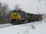 Don't let the overwhelming length hurt you! CSX 7336 & 8619 with Q326