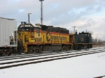 CSX 9120 & 1146 working the east end