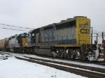 CSX 8026 & 2564