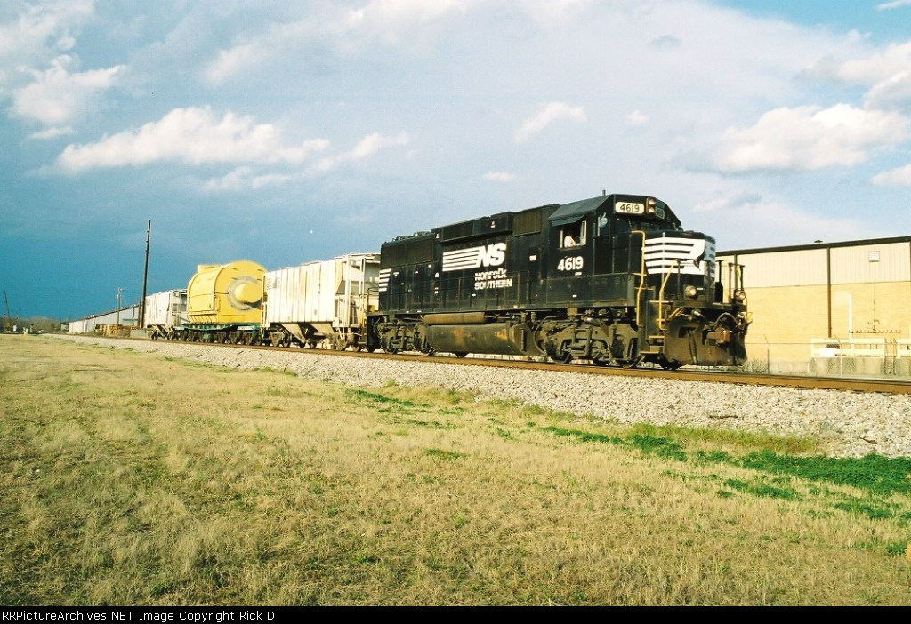 NS O31 High and Wide