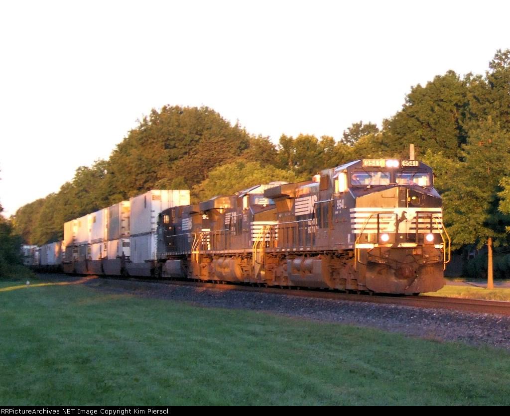 NS 9541 Train 214