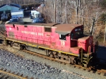 Morristown & Erie Alco C424 #19