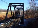 NJT 1332 at Hogback Bridge
