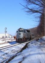 New Jersey Transit Train #851 at Roxbury