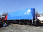 "Morristown & Erie MK GP9m #22 ""Plastic Wrapped"""
