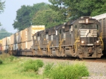 Quartet of NS GP60s on 214