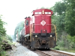 Morristown & Erie Alco C424 #18