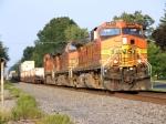 BNSF 5479 NS Train 214