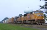 UP 4800 Train 212