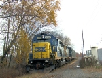 CSX 4452 Manville Yard Local