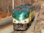 Morristown & Erie (Maine Eastern) FL9 #466