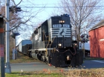 NS 3201 H76 Working the BR&W