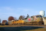 TFM 1616, UP 4176 & UP 4149 on NS 212