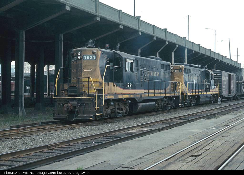 NP diesels with BN numbers