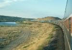 Eastbound on the Empire Builder