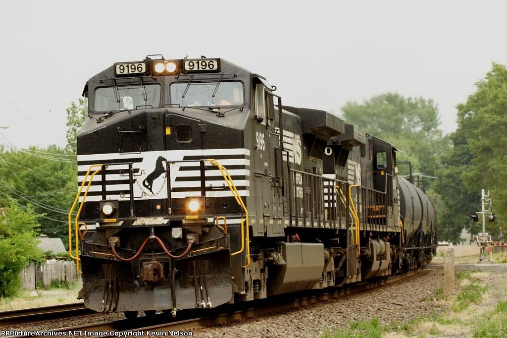 NS 9196 C40-9W