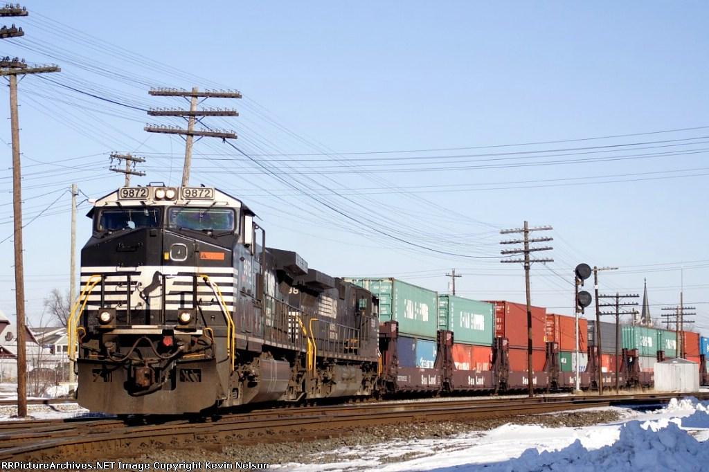 NS 9872 C40-9W