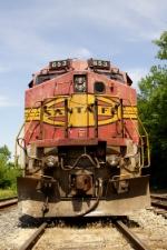 BNSF 853 C40-8W