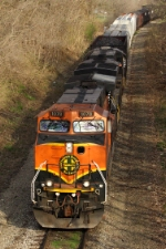 BNSF 1078 C44-9W