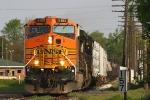BNSF 5193 C44-9W