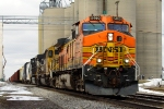 BNSF 5460 C44-9W