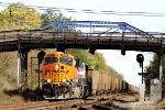 BNSF 6145 ES44AC