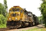 BNSF 6729 SD40-2