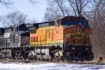BNSF 848 C40-8W