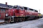 CORP 3827 GP-38AC
