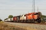 CP 5684 SD40-2