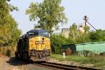 CSX 5425 ES44DC