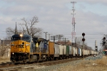 CSX 7313 C40-8W