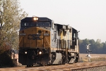 CSX 7926 C40-8W