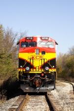 KCS 4719 ES44AC