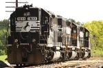 NS 1633 SD40-2