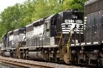 NS 1635 SD40-2