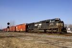 NS 2593 SD70M
