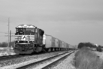 NS 2618 SD70M   B&W