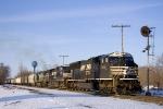 NS 2631 SD70M